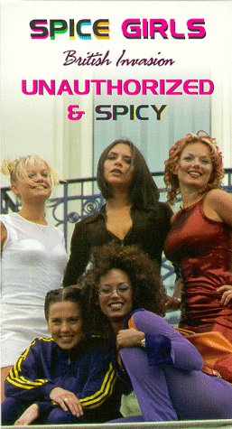 Spice Girls British Inv.