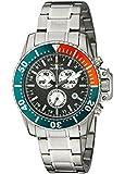 Invicta Men's 11284 Pro Diver Chronograph Carbon Fiber Dial Watch