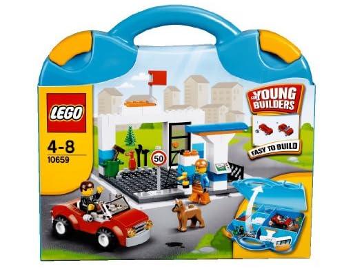 レゴ 基本セット・青のスーツケース 10659