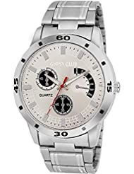 GYPSY CLUB GC-139 Decent Looking Analog Watch - For Men, Boys