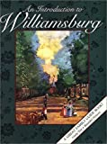 Introduction to Williamsburg (0932407005) by Lackner, Paul