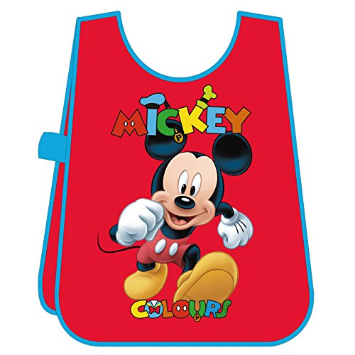 Mickey Mouse - Delantal manualidades (Arditex WD8118)
