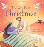 Very First Christmas (Usborne Picture Books) Louie Stowell