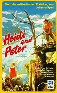 Heidi und Peter [VHS]