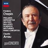 Gran Concerto: Preludes / Impromptus / Waltzes / Ballades / Scherzos / Nocturnes / Piano Concertos