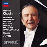 Claudio Arrau plays Chopin