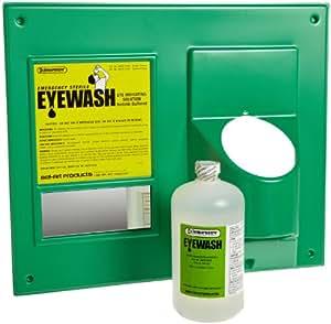 Bel-Art, Scienceware, 248781032, Station, Eye Wash, Single, With/One Sterile 32oz Eye Wash Bottle
