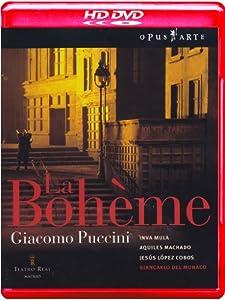 Giacomo Puccini - La Boheme [HD DVD]