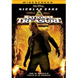 National Treasure (Widescreen Edition) ~ Nicolas Cage