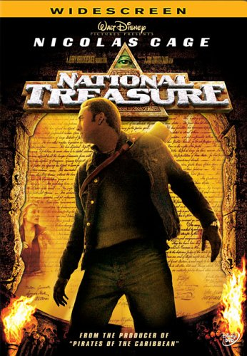 Cover art for  National Treasure (Widescreen Edition)