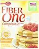 Fiber One Complete Pancake Mix, Buttermilk, 28.3-Ounce Boxes (Pack of 4)