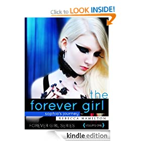 THE FOREVER GIRL (an Urban Fantasy / Paranormal Romance Novel of the Occult) (Forever Girl Series #1)