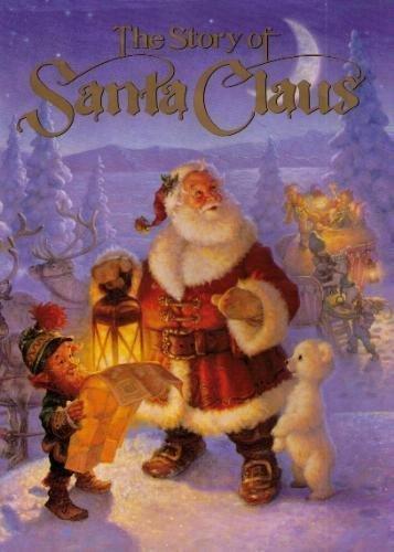 The Story of Santa Claus, Elf, Scribbler