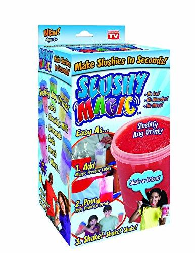ARSUK 2X Super Slush Cup Works Like Magic Makes Slushy In Mins Slushy Maker As Seen On Tv (As Seen On Tv Slushy Magic compare prices)