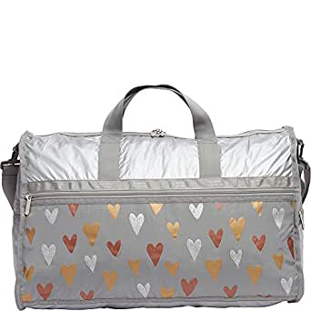 LeSportsac Large Weekender Travel Duffel Bag (Glimmer
