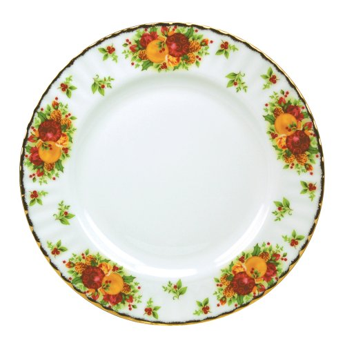 Buy Royal Albert Old Country Roses Holiday 11-Inch Dinner Plate