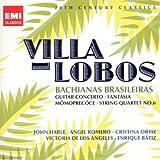 echange, troc  - Bachianas Brasileiras, Concerto Guitare, Fantasia