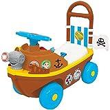 Kiddieland Toys Limited Disney Jake & The Pirates Activity Ship Ride On