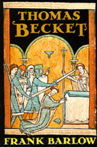 Thomas Becket, FRANK BARLOW