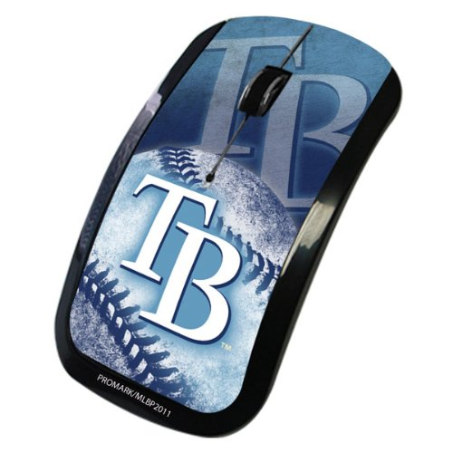 Mlb Tampa Bay Rays Wireless Mouse front-592298