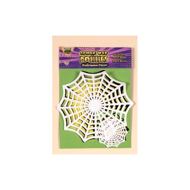 Spider Web Doilies (different than pictured  large size only) Clothing