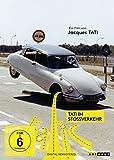 DVD Cover 'Trafic - Tati im Stoßverkehr