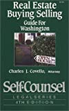 Real Estate Buying Selling Guide for Washington (Self-Counsel Legal)