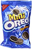 Nabisco Mini Oreo Chocolate Sandwich Cookies 42 g (Pack of 60)