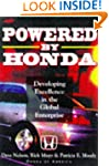 Powered by Honda: Developing Excellen...