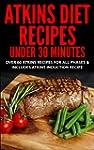 Atkins Diet: Atkins Diet Recipes Unde...