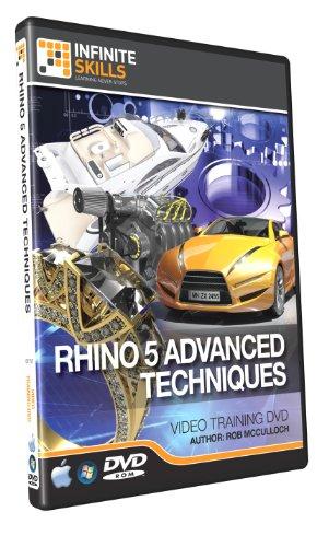 Infinite Skills Rhino 5 Advanced - Training DVD (PC/Mac)