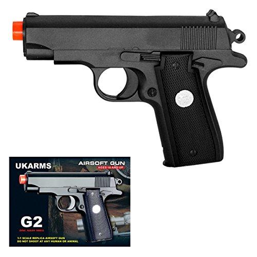 G2 Full Metal Airsoft Handgun bbs pistol (Full Metal Gun compare prices)