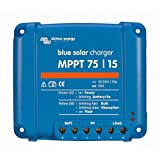 Victron BlueSolar 75/15 MPPT Charge Controller - 15 Amps / 75 Volts (Tamaño: 75V 15A)