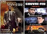 echange, troc Man On Fire / Couvre-Feu - Bipack 2 DVD