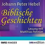 Biblische Geschichten | Johann Peter Hebel