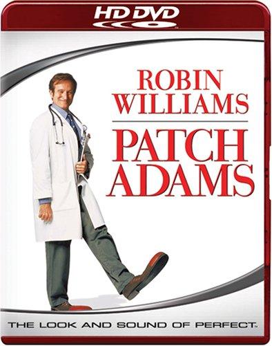 Целитель Адамс / Patch Adams (1998/HDRip)