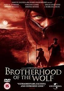 Brotherhood of the Wolf [Import anglais]