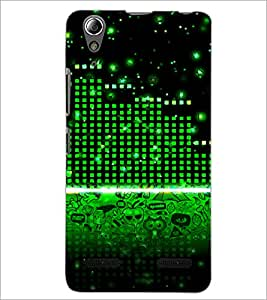PrintDhaba Abstract Image D-3906 Back Case Cover for LENOVO A6000 (Multi-Coloured)