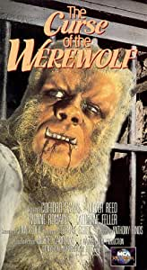 Curse of the Werewolf [VHS]