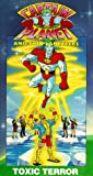 Captain Planet: Toxic Terror [VHS]