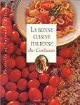BONNE CUISINE ITALIENNE DES CARLUCCIO