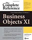 Business Objects XI the Complete Reference