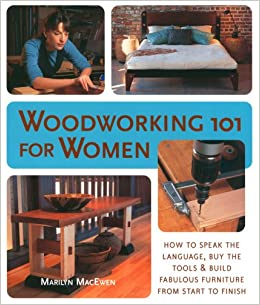 woodworking 101 for women