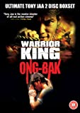 Tony Jaa 2 in 1 - Ong Bak/Warrior King [DVD]