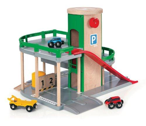 Brio Parking Garage - 1
