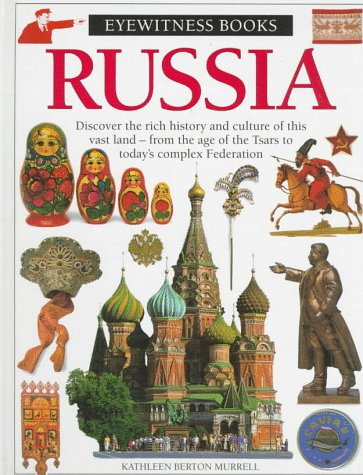 Russia (Eyewitness Books (Library))