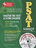 img - for PSAT/NMSQT w/ CD-ROM (REA) The Best Coaching and Study Course for the PSAT (SAT PSAT ACT (College Admission) Prep) book / textbook / text book