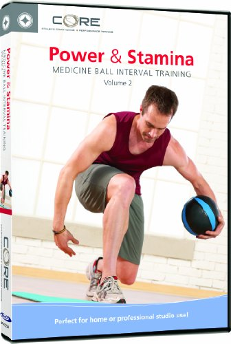 Merrithew Power and Stamina: Medicine Ball Interval Training, Vol 2