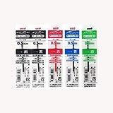 三菱鉛筆 ジェットストリーム 多色(多機能)ボールペンSXR-80-05/0.5mm 替芯組替えもできる5本セット