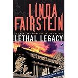 Lethal Legacy (Alexandra Cooper Novel): A Novel (Alex Cooper Book 11) ~ Linda Fairstein